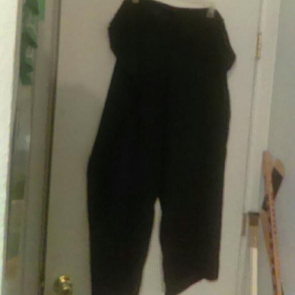 680b563074 Cherokee Swim | Sheer Plus Cover Up Pants | Poshmark